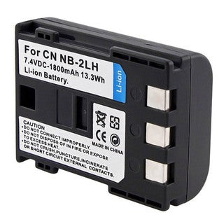 Link to INSTEN Battery NB-2LH for Canon EOS Rebel XT/ S60/ 70/ 80 Similar Items in Cell Phone Accessories