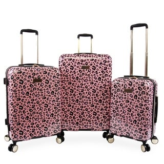 Juicy Couture Jane 3-pc Hardside Spinner Luggage Set