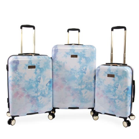 Juicy Couture Sadie 3-pc Hardside Spinner Luggage Set