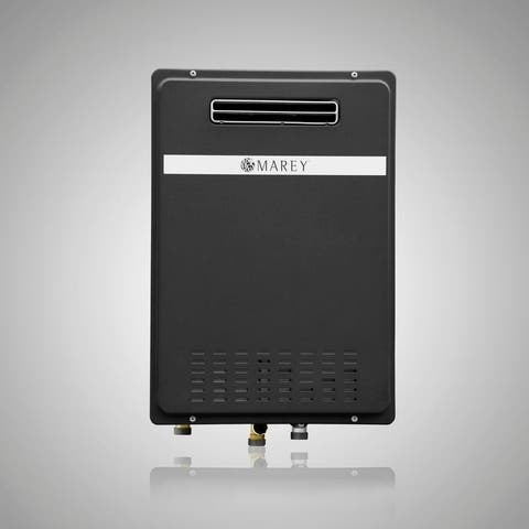 Marey 7 GPM 180000 BTU Outdoor Liquid Propane Tankless Water Heater