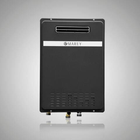 Marey 8 GPM 199000 BTU Outdoor Liquid Propane Tankless Water Heater