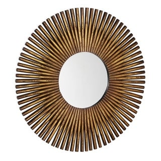Carter (Bronze) Wall Mirror - Antique Bronze