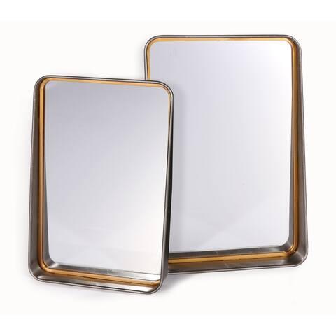 Orion (Set/2) Wall Mirror