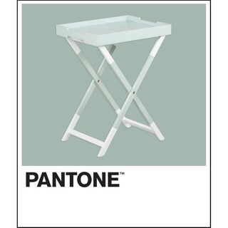 Pantone Folding Tray Side Table