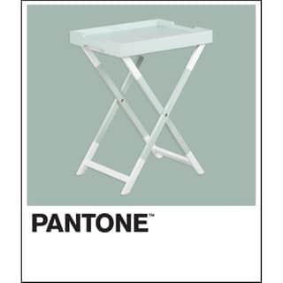 Pantone Folding Tray Side Table