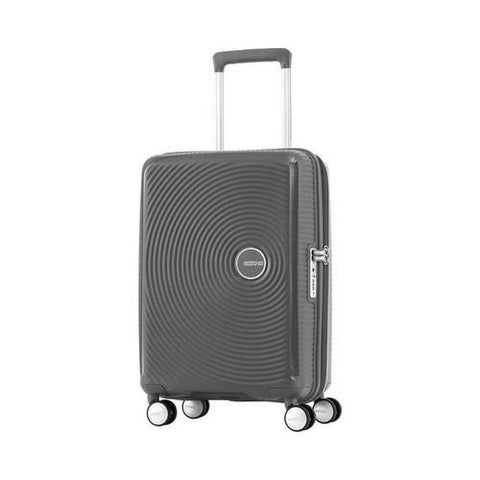 American Tourister Curio Spinner 20in Hardside Carry-On Black