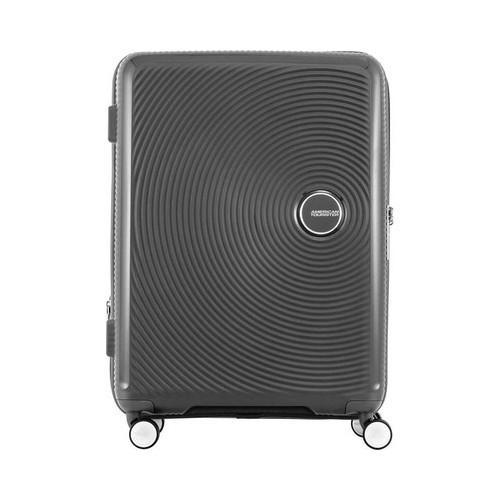 Shop American Tourister Curio Spinner 25in Hardside Suitcase Black - On  Sale - Free Shipping Today - Overstock - 21358703 46672bf2bf