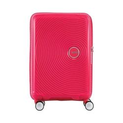 American Tourister Curio Spinner 20in Hardside Carry-On Pink