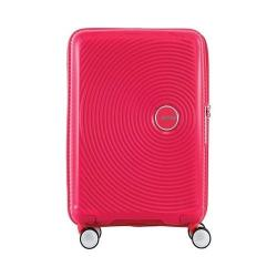 American Tourister Curio Spinner 25in Hardside Suitcase Pink