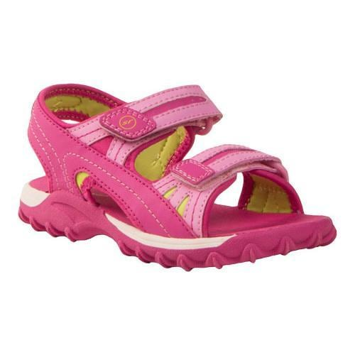 4158ce193d7 Shop Girls  Stride Rite Zulie Pink Synthetic - Free Shipping On Orders Over   45 - Overstock.com - 21395276