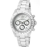 Invicta Men's  Speedway Steel Chrono Watch