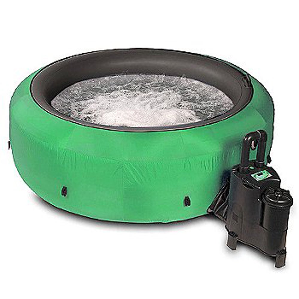 Spa2Go Portable Hot Tub with Combo Care Kit - Thumbnail 1