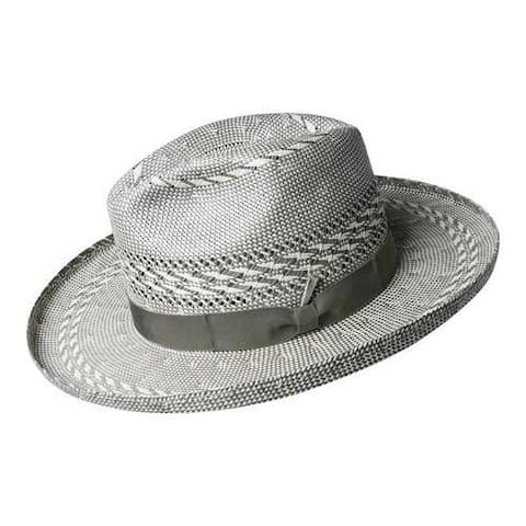 b0c5addb4e6c3 Bailey of Hollywood Gravely Western Shantung 60001 Grey Natural
