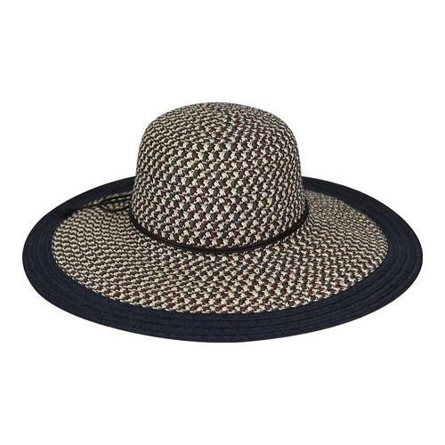 2a64088044b Shop Women s Betmar Meadow Floppy Sun Hat Multi - Free Shipping On Orders  Over  45 - Overstock.com - 21429779
