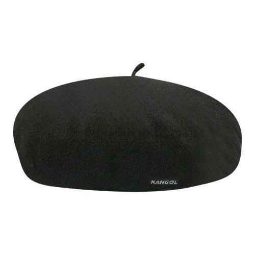 492d4664 Shop Kangol Anglobasque Beret Black - Free Shipping On Orders Over $45 -  Overstock - 21430060