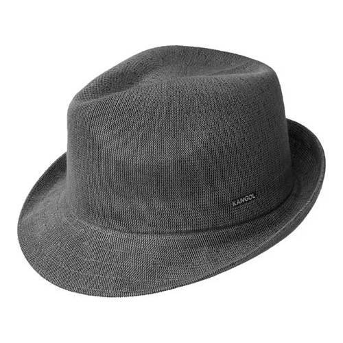 5dbea8b2 Shop Kangol Bamboo Arnold Trilby Charcoal - Free Shipping Today - Overstock  - 21430086