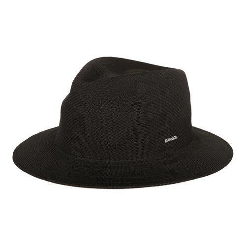 Shop Kangol Baron Trilby Black - Free Shipping Today - Overstock - 21430129 bad83686b89