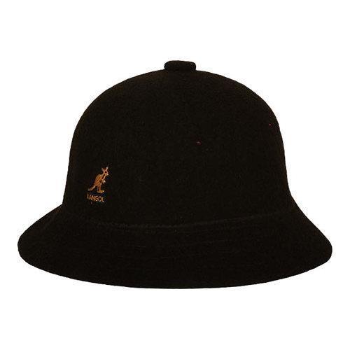 921733bbce4 Shop Kangol Bermuda Casual Black Gold - Free Shipping Today ...