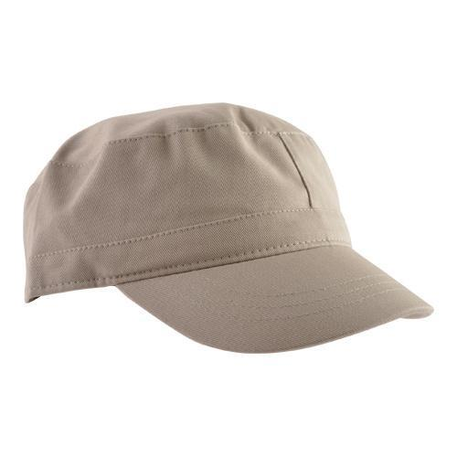 Kangol Cotton Adjustable Army Cap Beige