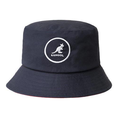 b587b38730b Shop Kangol Cotton Bucket Hat Navy - Free Shipping On Orders Over  45 -  Overstock.com - 21430248