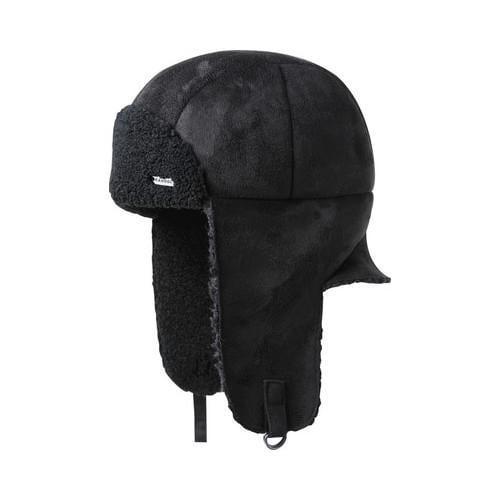 9de1f34a2eb Shop Kangol Faux Shearling Aviator Hat Black - Free Shipping Today -  Overstock - 21430306
