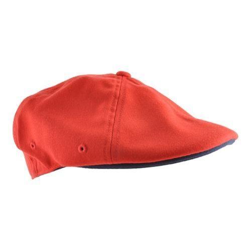 Shop Men s Kangol Flexfit 504 Cap Red Navy - Free Shipping On Orders ... 3745afeed5c6