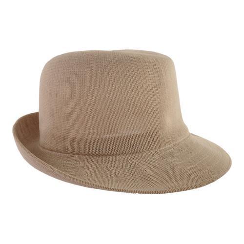 Shop Kangol Hiro Trilby Beige - Free Shipping Today - Overstock.com ... 09d8dc6b1