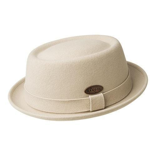87512c04f51 Shop Kangol Lite Felt Pork Pie Sand - Free Shipping Today - Overstock.com -  21430488