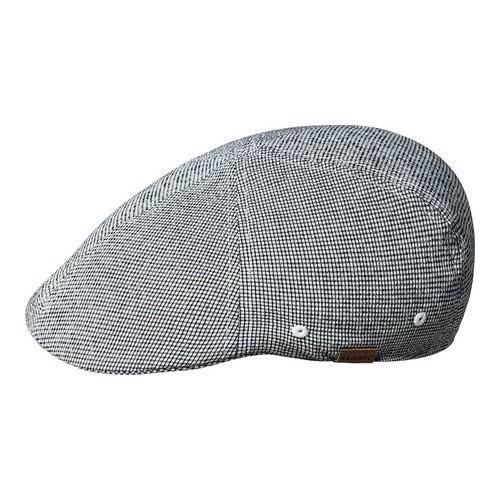 b2601a84210 Shop Men s Kangol Pattern Flexfit 504 Newsboy Cap Micro Check - Free  Shipping On Orders Over  45 - Overstock.com - 21430547