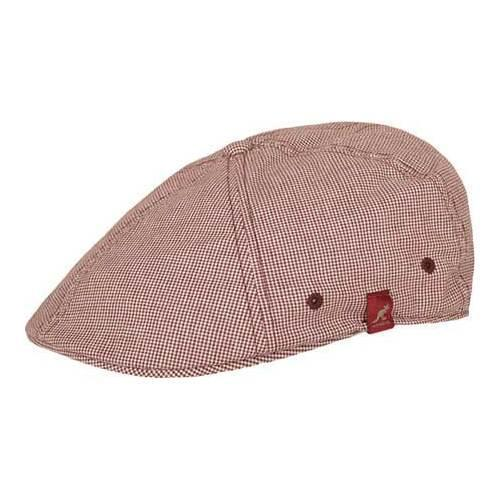 549c0bb5f50 Shop Kangol Plaid Flexfit 504 Newsboy Cap Micro Gingham - Free Shipping On  Orders Over  45 - Overstock.com - 21430571