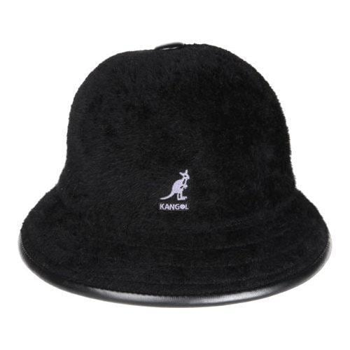 7168a4127b7df Shop Kangol Shavora Casual Bucket Hat Black - Free Shipping Today -  Overstock - 21430624