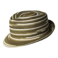 8f34b1bd Shop Kangol Wheat Braid Arnold Trilby Natural - Free Shipping Today ...