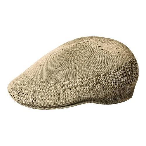 Shop Men s Kangol Tropic 507 Ventair Flat Cap Beige - Free Shipping ... 84af7e83d287