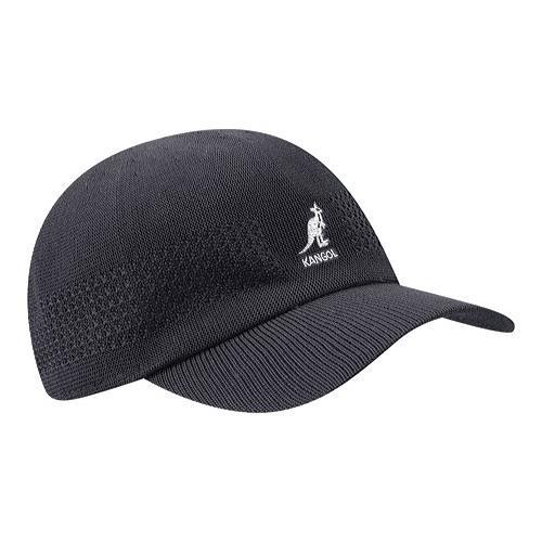 Shop Kangol Tropic Ventair Spacecap Black - Free Shipping On Orders Over   45 - Overstock - 21430833 ac4de77d5c0a