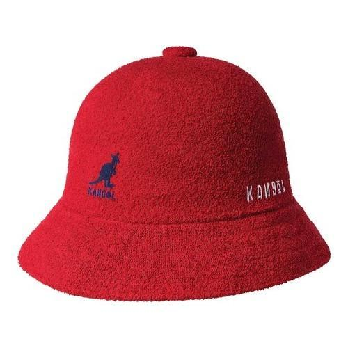 Shop Men s Kangol UFO Casual Bucket Hat Scarlet - Free Shipping Today -  Overstock.com - 21430851 852d109e6c9e