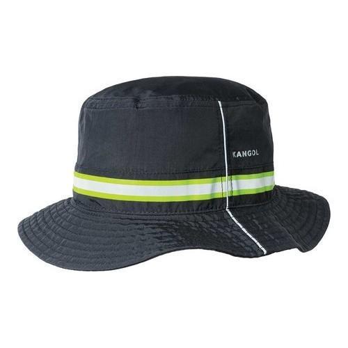 58063a26527 Shop Men s Kangol Urban Utility Bucket Hat Black - Free Shipping On ...