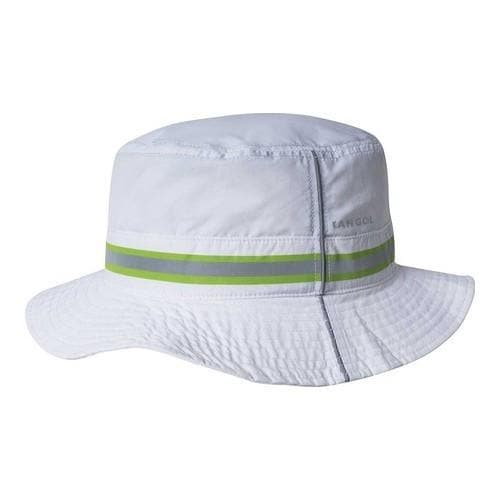 d305754b68491 Shop Men's Kangol Urban Utility Bucket Hat White - Free Shipping On Orders  Over $45 - Overstock - 21430857
