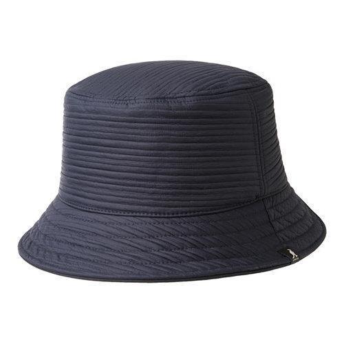 Shop Kangol Wale Bucket Hat Navy - Ships To Canada - Overstock.ca ... 54745b21543