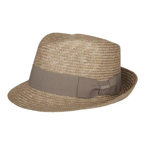 32f3f807 Shop Kangol Wheat Braid Arnold Trilby Grey - Free Shipping Today - Overstock  - 21430875