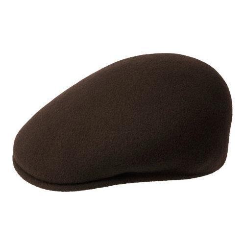 8abdc34ae2b3a Shop Men s Kangol Wool 504 Scally Cap Espresso - Free Shipping Today -  Overstock - 21430904