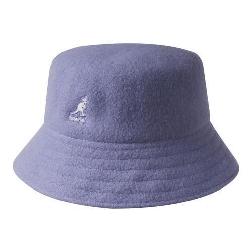 6a41b30ac Kangol Wool Lahinch Bucket Hat Lilas