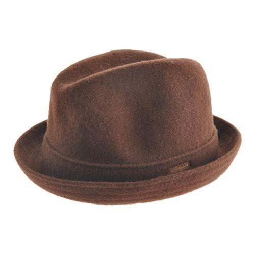 Shop Men s Kangol Wool Player Tobacco - Free Shipping Today - Overstock.com  - 21431019 0700940c58c