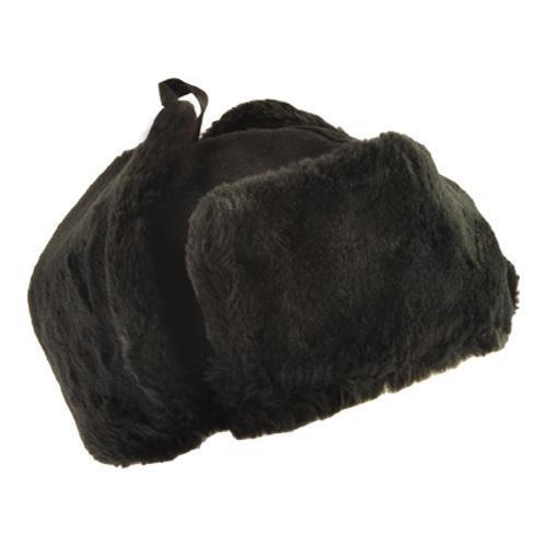943345d7e0113 Shop Kangol Wool Ushanka Black - Free Shipping Today - Overstock - 21431032