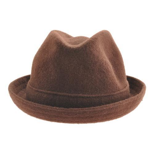 d994033cc5bab Shop Men s Kangol Wool Player Tobacco - Free Shipping Today - Overstock -  21431019
