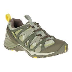 Women's Merrell Siren Hex Q2 Waterproof Hiking Shoe Olive