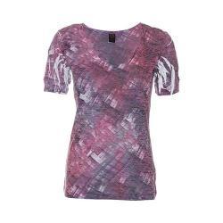 Women's Ojai Clothing Burnout Vee Grapevine Motion