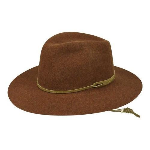 75c882cc161 Shop Pantropic Logan Fedora Rust - Free Shipping Today - Overstock -  21431210