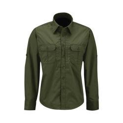 Women's Propper Kinetic Long Sleeve Shirt Olive Green