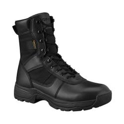 Men's Propper Series 100 8in Side Zip Waterproof Boot Black