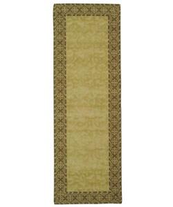 Safavieh Hamilton Collection Beige Runner (2'6 x 8')
